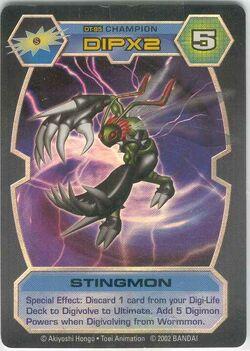 Stingmon DT-95 (DT)