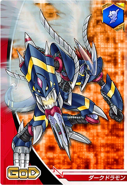 Darkdramon 6-818 (DCr)