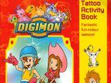 Tattoo Activity Books