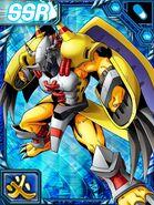 Wargreymon re collectors card2