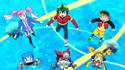 Episodio 11 Digimon Universe Appli Monsters JP