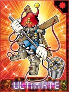 Pinochimon Collectors Ultimate Card