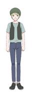 Takeru Takaishi (Adventure20th)