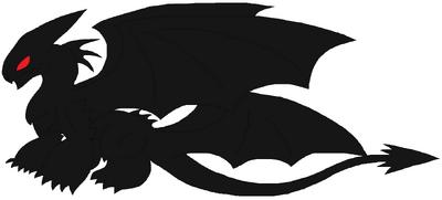Black Dragoria
