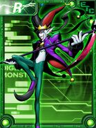 Jokermon Collectors Card