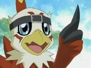 Hawkmon 2.holy