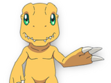 Agumon (Adventure)