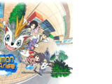 List of characters in Digimon ReArise