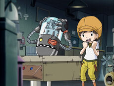 List of Digimon Frontier episodes 17