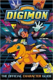 Digimon character guide