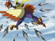 Fliegende Federn 1