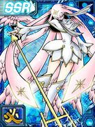 Sistermon blanc awaken re collectors card