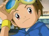 Takato y sus gafas
