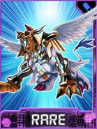 NefertimonX Collectors Rare Card