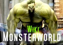 Logo Monster Wiki