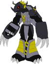 Solomon BlackWarGreymon
