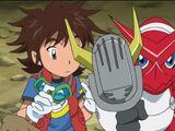 Lista de episodios de Digimon Xros Wars