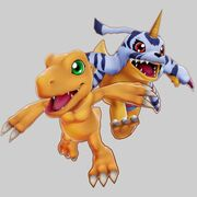 Agumon gabumon next0rder