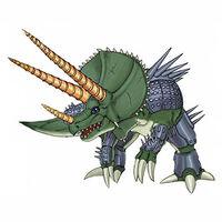 Triceramonx