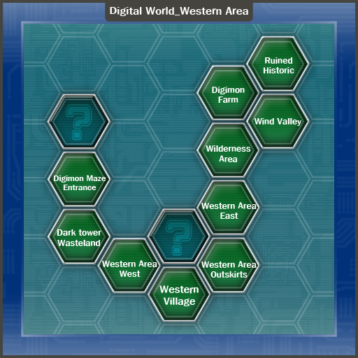 Imagen world map western villageg digimon wiki fandom resolucin original gumiabroncs Images