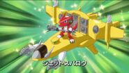 Shoutmon Jet Sparrow2