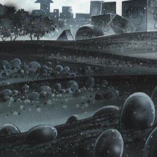 Die zerstörte <b>Stadt des ewigen Anfangs</b>