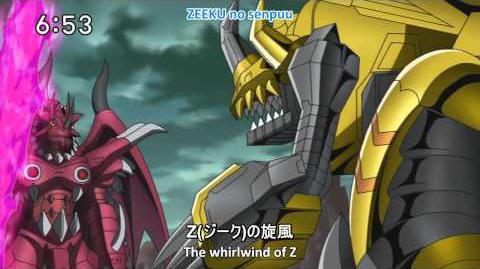 Tanimoto Takayoshi & Wada Kouji - Evolution & Digixros ver. KIRIHA (Subbed AMV) HD