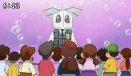 Bakomon White Digimon-Land