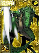 Dinorexmon re collectors card