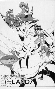 List of Digimon Next chapters 6
