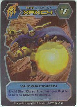 Wizardmon DT-136 (DT)