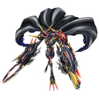 Omegamon Alter-B b