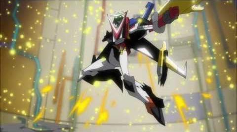 "AMV Digimon Xros Wars - ""Sora mau yuusha! X5"" - ""The Warrior Who Dance In The Sky X5""-0"