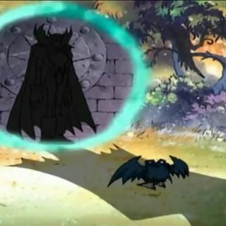 DemiDevimon soll Mimi dazu bringen ShogunGekomon aufzuwecken.
