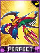 AnomalocarimonX Collectors Perfect Card