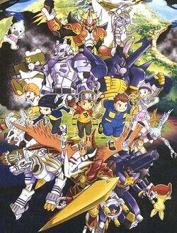 Digimon Frontiers