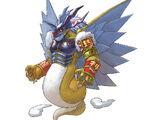 Goddramon (Anticuerpo X)