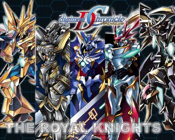 Royal Knights (Digimon Chronicle)
