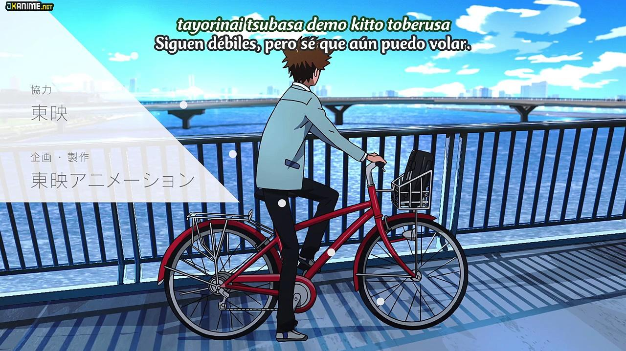 "Digimon Adventure Tri ""Reencuentro"" Parte 1"