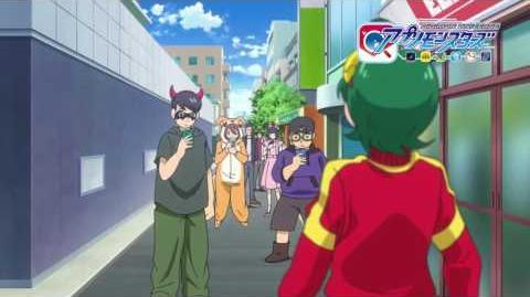 デジモンユニバース アプリモンスターズ - 04 - 仮装のキミをうぃただきます! キャメラモンのハロウィンスキャンダル! PV