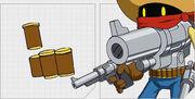 Justiz-Revolver 2