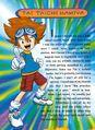 Digimon character guide Tai