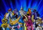 List of Digimon Data Squad episodes 40