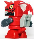 WarGrowlmon Batokoro toy back