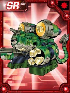 Raidenmon 3627 (DCo)