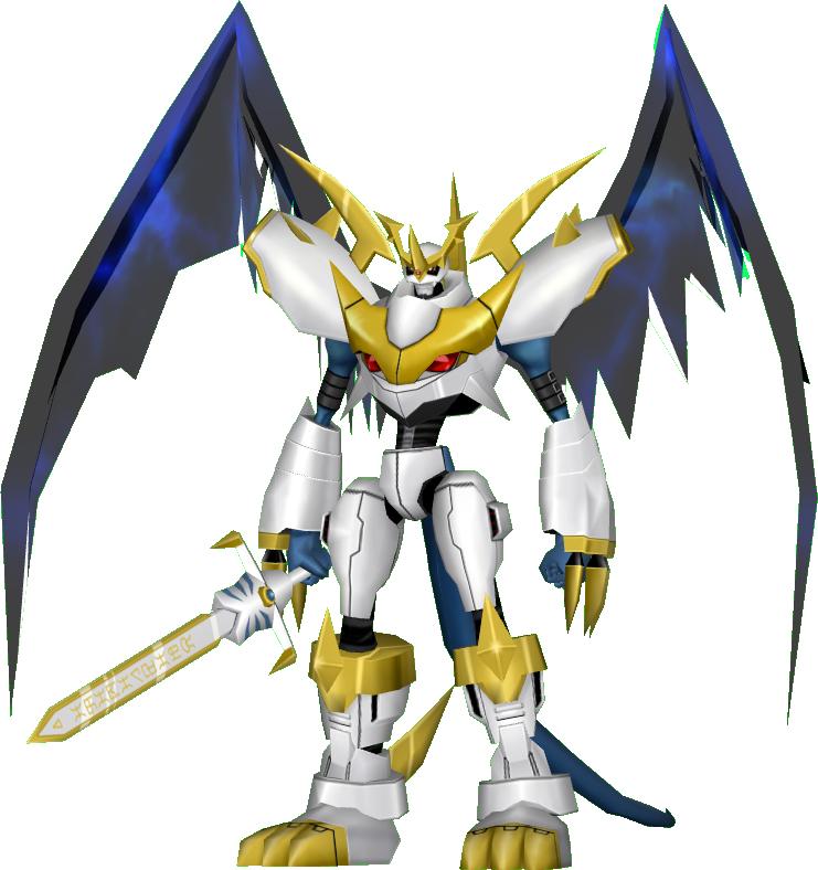 Image - Imperialdramon Paladin Mode dm.png | DigimonWiki ...