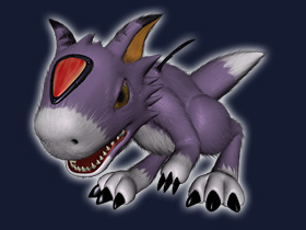 Dorumon (X-Evolution) t