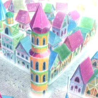 Die <b>Spielzeugstadt</b> aus <a href=
