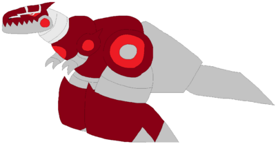 RedMechadramon