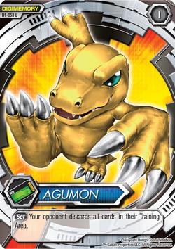 Agumon B1-053 (DFC)